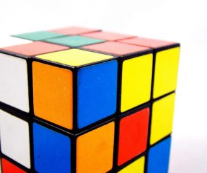 rubiks cube listening story to improve english fluency