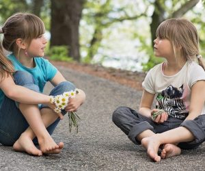 practice listening English online with stories about girls